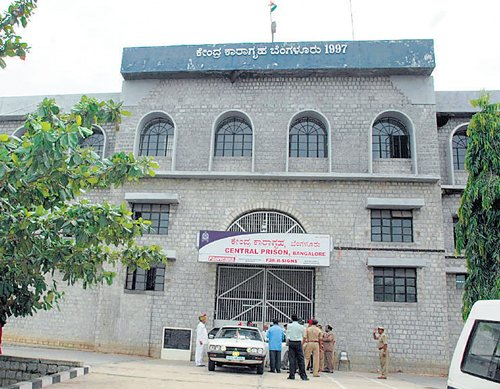 Undertrial found hanging  in Central Prison toilet