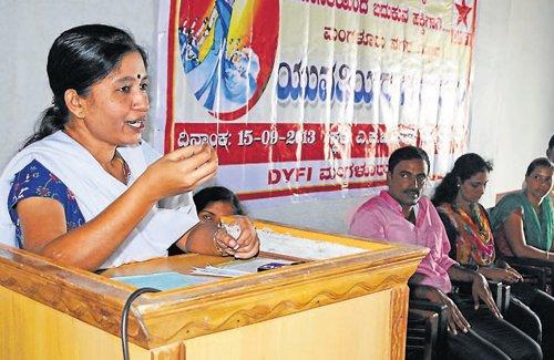 'Revolution no help to women's standard of living'