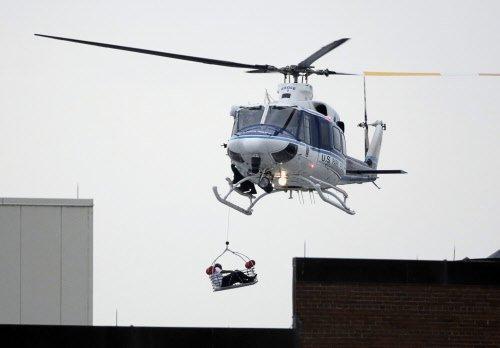High-security navy yard stormed in Washington