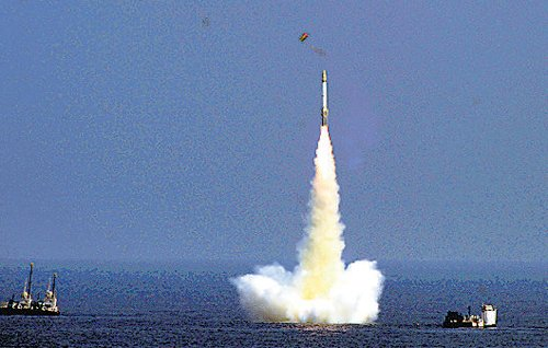 Boost for Navy as Arihant gears up for arms trial