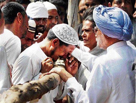 PM visits Muzaffarnagar, seeks punishment for guilty