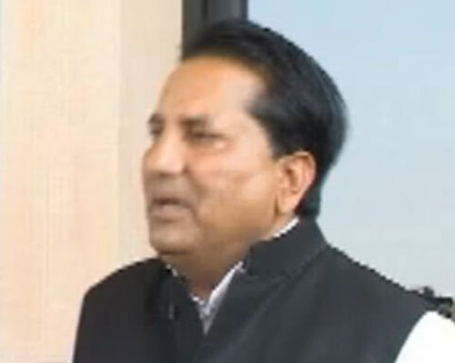 Rajasthan minister booked for rape