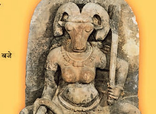 10th-century Yogini sculpture returns to India