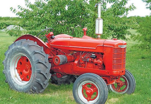 Tractor owners eligible for food plan!