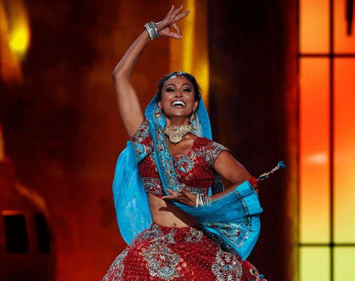 New Miss America puts Indian-American community into spotlight