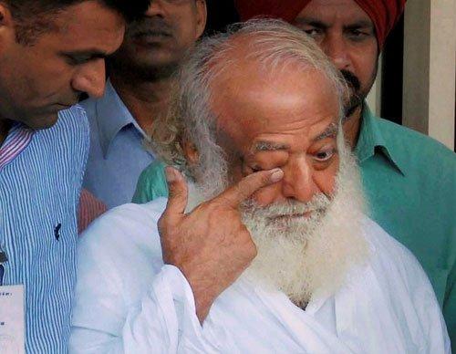 Asaram's bail plea to be heard Oct 1