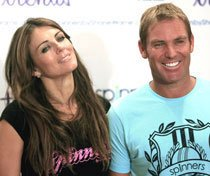 It's too personal to share: Liz Hurley on split with Warne