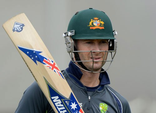 Clarke named captain for India series but fitness a concern