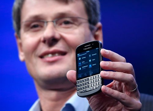 BlackBerry's BBM coming to Android, iPhone by this weekend