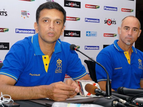 Sachin great but nothing important about RR-MI match: Dravid