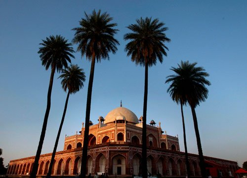 Restoring Humayun's Tomb: Arduous labour of love