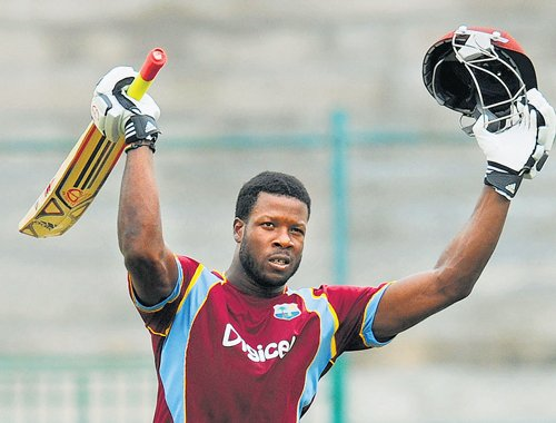 Edwards ton flattens India as WI 'A' win series