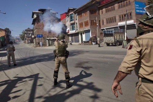 Strike disrupts normal life in Kashmir, curfew on in Shopian