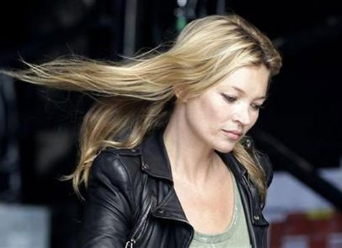 Playboy-themed birthday bash for Kate Moss