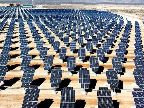 World's largest solar power plant to come up in Rajasthan