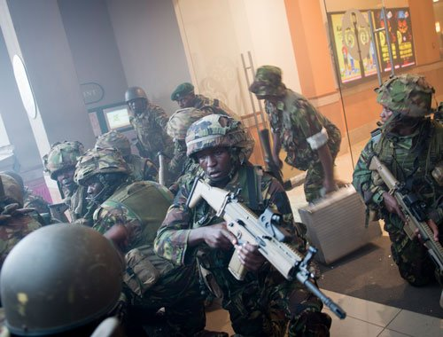 39 dead in Kenya mall attack claimed by militants