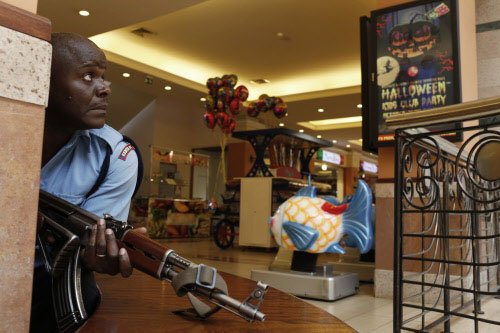 Troops battle to free remaining hostages in Nairobi mall