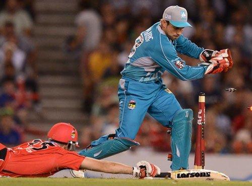 Brisbane win toss, opt to bowl