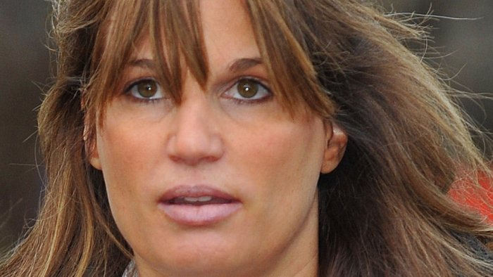 Jemima Khan finds Russell obsessive!