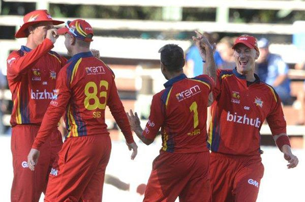 Highveld Lions wins toss, to bowl first