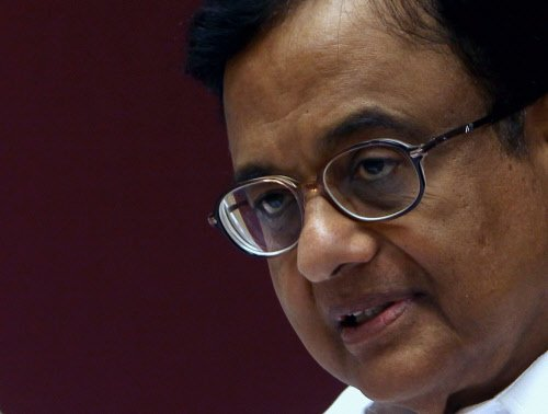 Modi staging 'fake encounter' with facts: Chidambaram