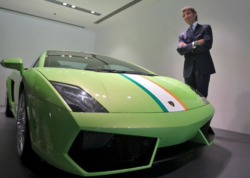 Lamborghini targets young, super rich in India to boost sales