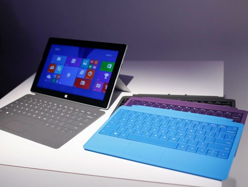 Microsoft launches new Surface tablets at USD 449