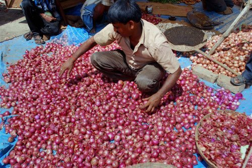 Traders, touts behind teary tale of onion price hike