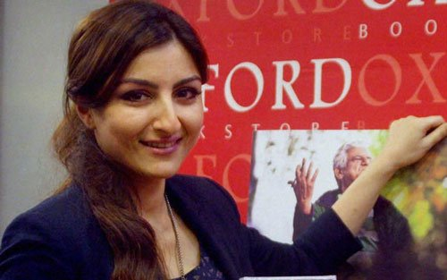 Saif advises me to get married at 40: Soha Ali Khan