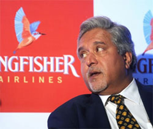 Kingfisher Air in talks with an investor,Mallya says