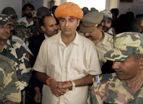 BJP MLA Sangeet Som booked under National Security Act