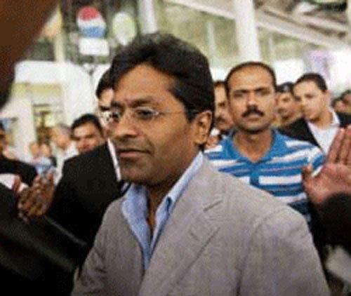 IPL: SC dismisses Lalit Modi's plea