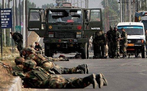 Lt Col killed in Jammu terror attack