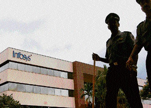 Bomb scare at Infosys office in Mangalore