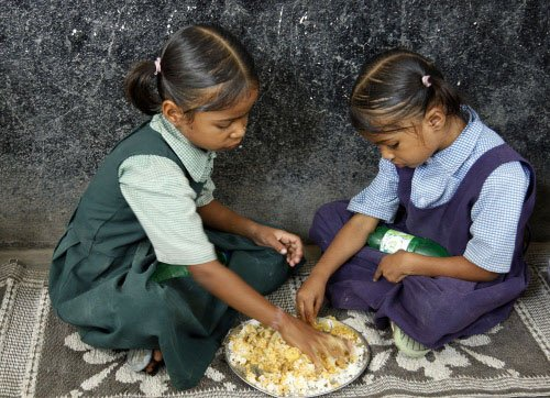 Government plans Saturday upgrade for midday meals