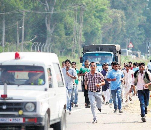 Major infiltration bid foiled, 12 ultras killed on LoC