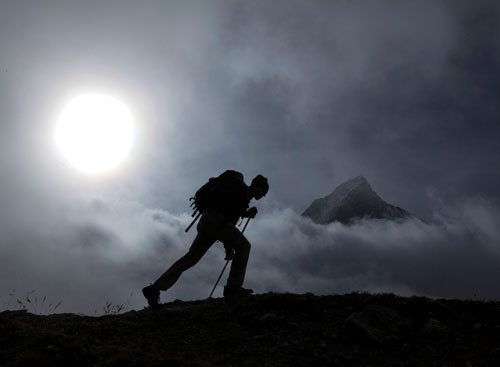 Indian gems found in Alps may be given to French climber
