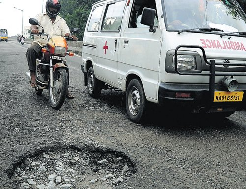 City won't be pothole-free until early next year: Minister