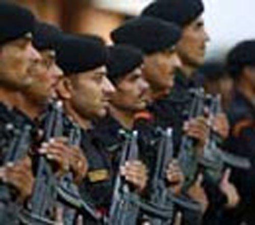 NSG commandos pledge organs