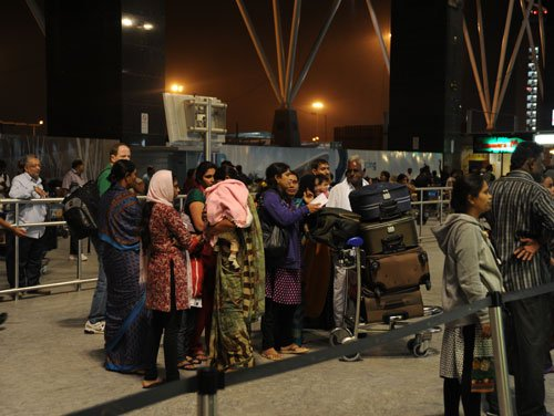 Survey reveals 34 pc travellers find check-in stressful