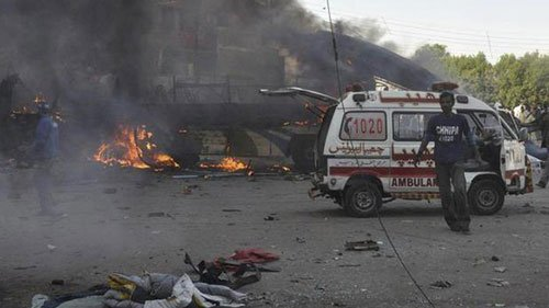 Peshawar blast toll touches 39