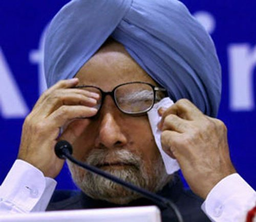 Row over Pak PM's reported taunt on Manmohan
