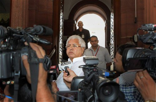 Bihar sounds alert ahead of Lalu verdict