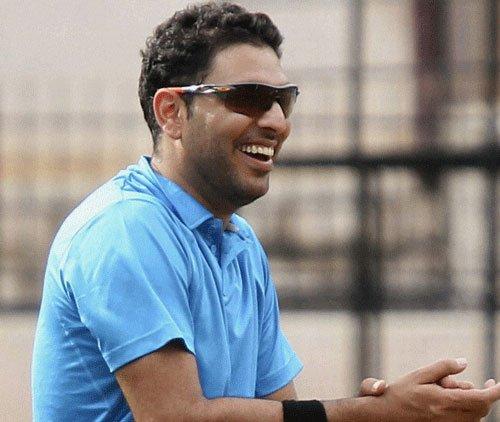 Yuvraj makes a comeback for OZ series; Yadav dropped