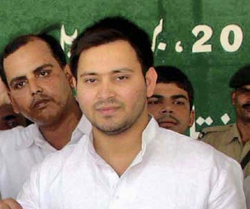 Will appeal in high court, says Lalu's son