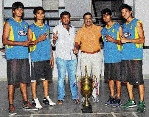 Jain, Mounts Club clinch NBA Jam titles