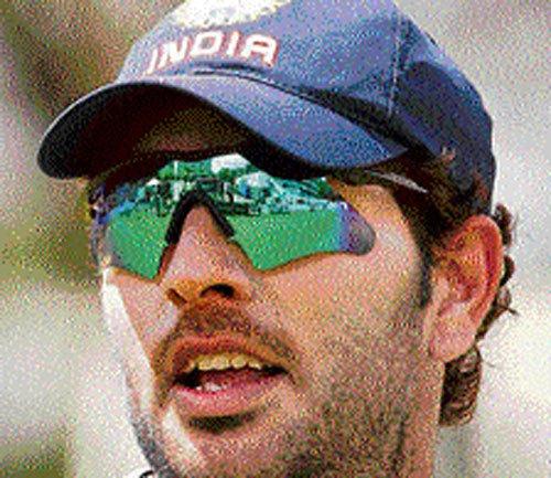 On-song Yuvraj recalled for Australia series