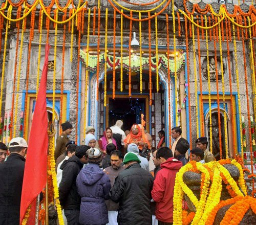 Kedarnath-Badrinath pilgrimage to restart Oct 5