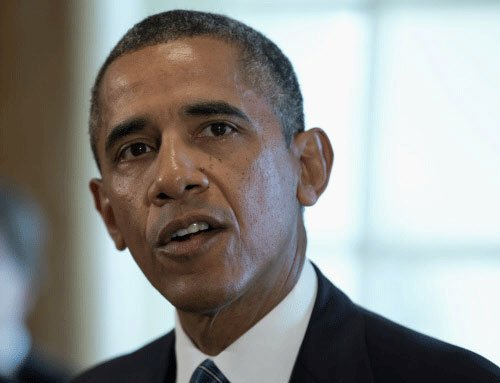 US shutdown enters 2nd day; Obama slams Republicans