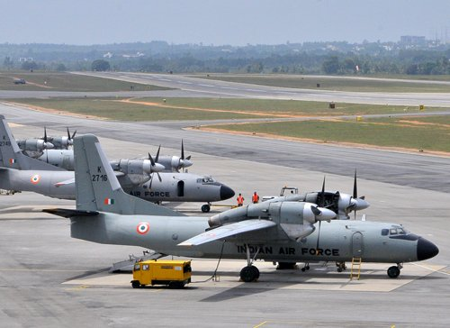 IAF to expand Yelahanka base for transport aircraft crew training